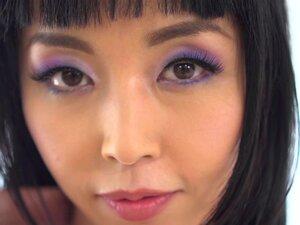 Die zierliche japanische MILF Marica Hase wird von einem Mandingo-Schwanz zertrümmert