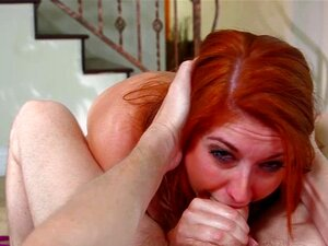 Haar Rothaarige Blowjob lockiges Lockiges Pornofilme,