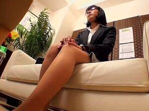 Sekretärin Kamera Büro Versteckte Eine versteckte