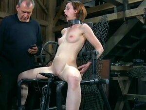 Bondage Sex Fick Maschinen