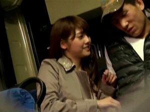 Japanisch Befummelt Gefickt Bus