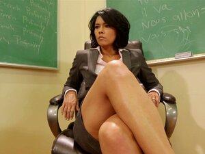Lesbische Lehrerin weiblicher Student