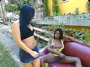 Mädchen Schwarz Shemale Weißes Asiatische Shemale