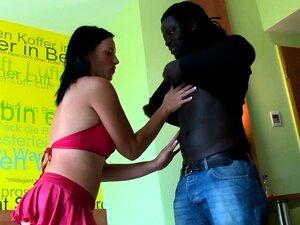 Cheating Wife nimmt schwarzen Schwanz