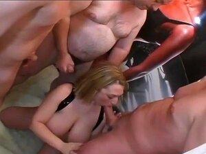Groß brust pornostar gangbang