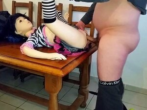 Creampie Realistische Sexpuppe Sex images