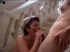 In oma sauna nackt Granada