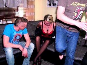 Amateur Ehefrau teilen Deutsch