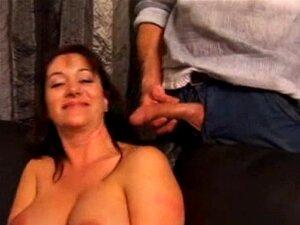 Amateur Ehefrau Überraschung Freund