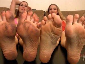 Mädchen Füße Erniedrigung Pov