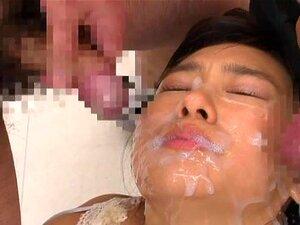 Massive Gesichtsbelastungen Bukkake