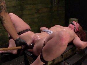Sexspielzeug Squirting Bondage
