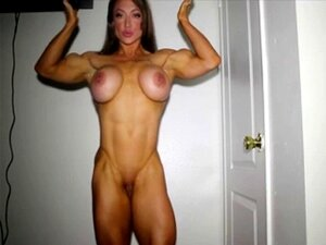 Porno bodybuilding frauen Muskel. Gratis