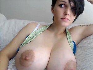 Frau haare nackte kurze Kurze Haare