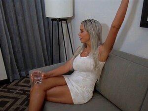 Amateur Milf Betrunken Blondine
