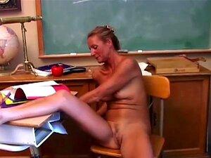 Lehrerin schüler alte fickt Alte Oma