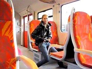 Fick Das Mädchen Der Zug
