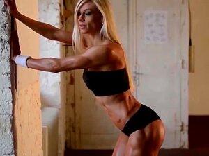 Babe Blonde Ficken Fitness 13 Plus