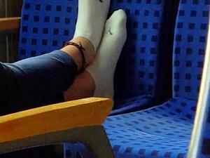 Teen Knöchel Socken gefickt