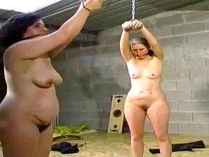 Reife Oma Bondage Sex